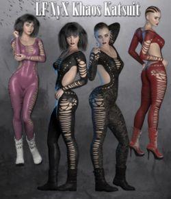 NyX Khaos Katsuit for La Femme