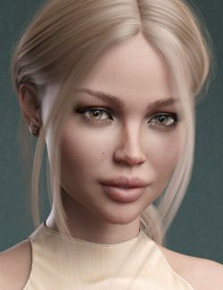 Norina HD for Genesis 8 Female