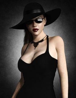 dForce Le Magnifique Outfit for Genesis 8 Female(s)