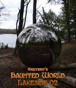 Greybro's Haunted World- LakeSide 02 HDRI