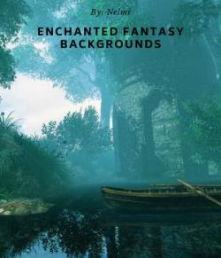 12 Enchanted Fantasy Backgrounds