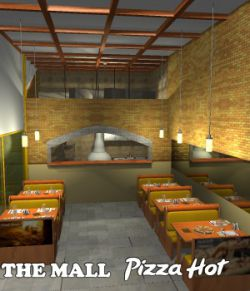The Mall- Pizza Hot
