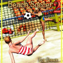 Beach Soccer 2 for Dawn