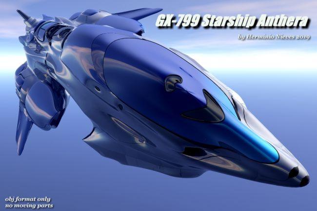 GX-799 Starship Anthera
