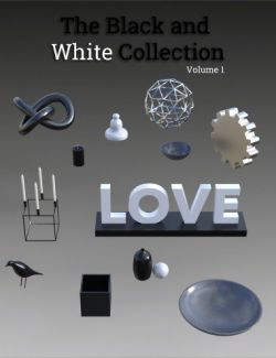 The Black and White Collection Volume 1