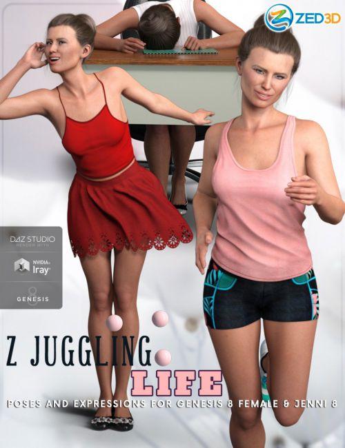 Z Juggling Life for Jenni 8