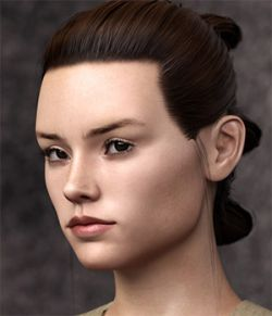 Rachael For Genesis 3 Female