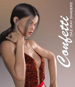 Daz Iray - Confetti