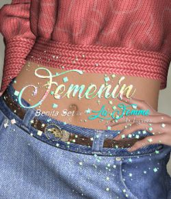 DA-Femenin for Benita Set