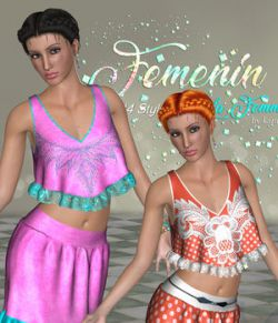 DA-Femenin for Orietta Set