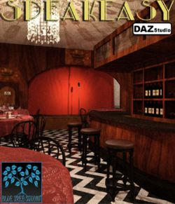 Speakeasy for Daz Studio