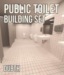 Public Toilet Construction Set