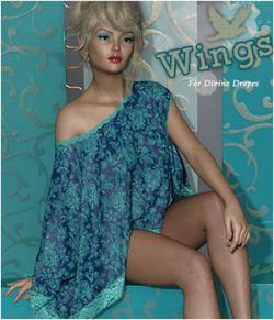 Wings for Divine Drapes