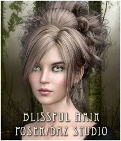 Blissful Hair G8/V4 and La Femme