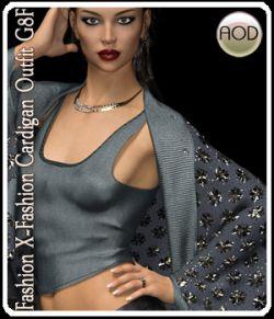 Fashion X-Fashion Cardigan Outfit G8F