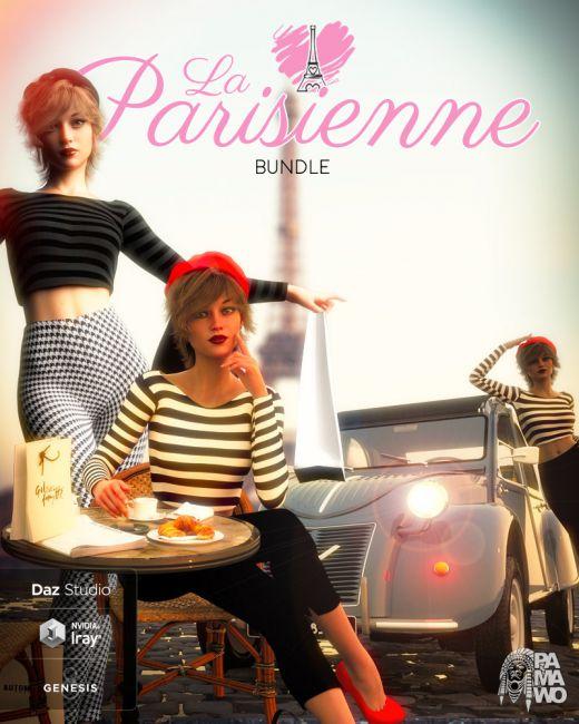 La Parisienne Bundle for DS