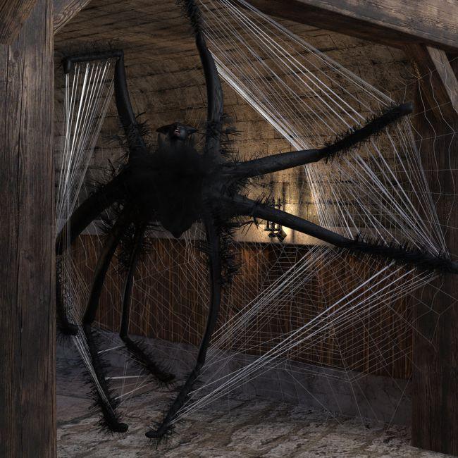 Spider Webs Addon for G8F