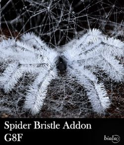 Spider Bristles Addon for G8F