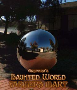 Greybro's Haunted World- Farmers Mart HDRI