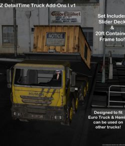 AtoZ DetailTime Truck Add Ons I v1