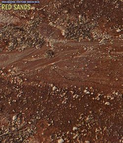 Panoramic Texture Resource: Red Sands