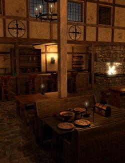FG Medieval Tavern