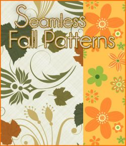 Seamless Fall Patterns