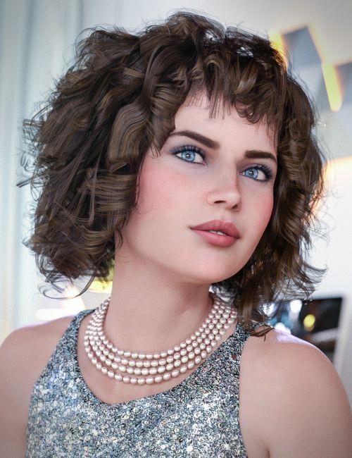 BeDazzle Hair for Genesis 8 Female(s)