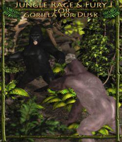 Jungle Rage and Fury for HiveWire Gorilla