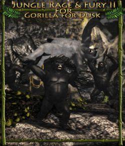 Jungle Rage and Fury II for HiveWire Gorilla