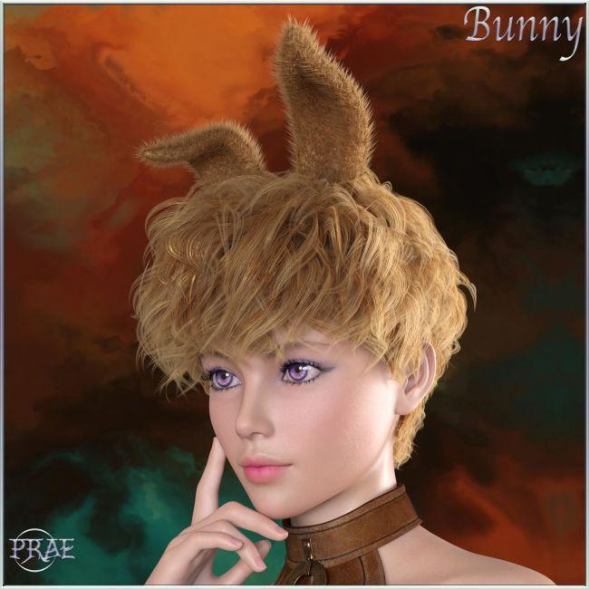 Prae-Bunny For G8 Daz