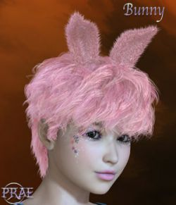 Prae-Bunny V4/M4 La Femme Poser