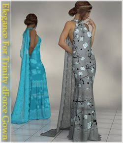 Elegance For Trinity dForce Gown