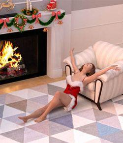 Christmassy Home