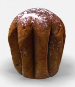 Pandoro-Photoscanned Pbr - Extended Licence