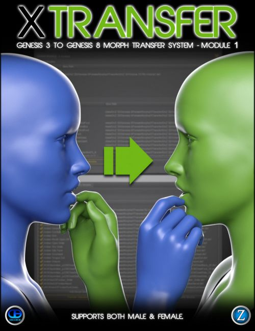 XTransfer - Genesis 3 to Genesis 8 Converter