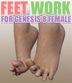 Feet Work for G8F