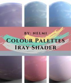 Colour Palettes Shader Volume 2