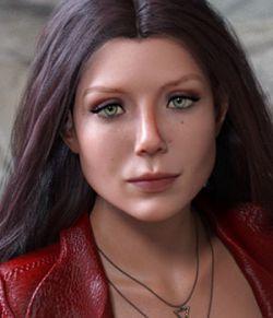 Lyzia for Genesis 8 Female