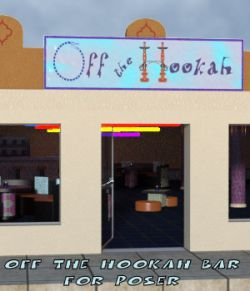 Off the Hookah Bar