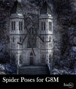 Spider Poses for G8M