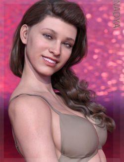 Nadya HD & Smile HD Expression for Genesis 8 Female