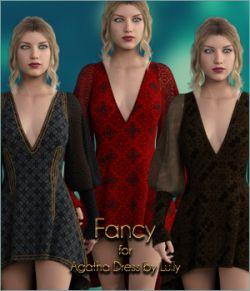 Fancy for Agatha Dress
