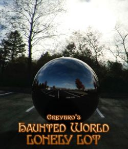 Greybro's Haunted World- Lonely Lot HDRI