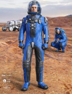 Universe Explorer for Genesis 8 Male(s)