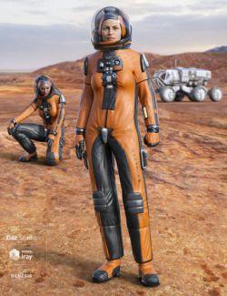 Universe Explorer for Genesis 8 Female(s)