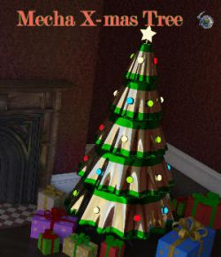 Mecha X-mas Tree