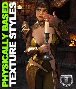 OOT PBR Texture Styles for Hellen Outfit