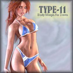 Body Type-11 for Dawn