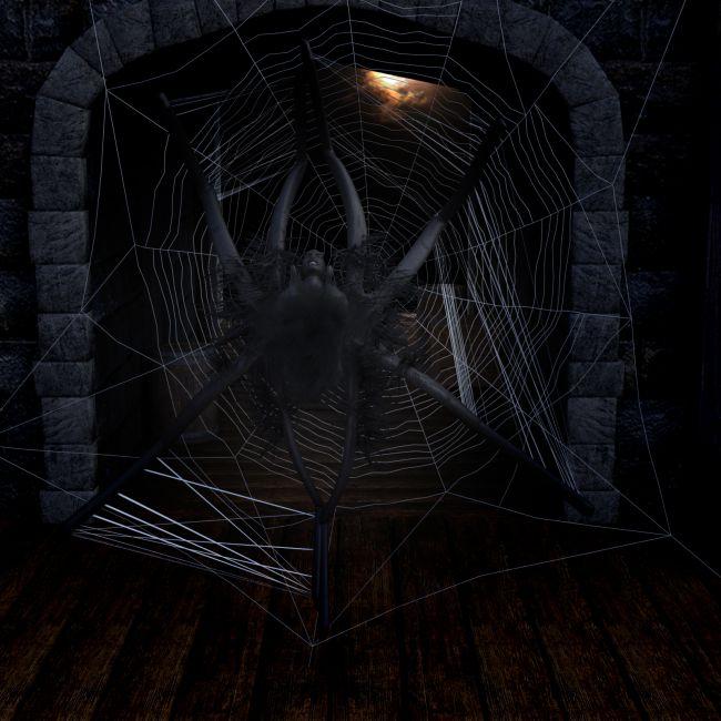 Spider Webs Addon for G8M